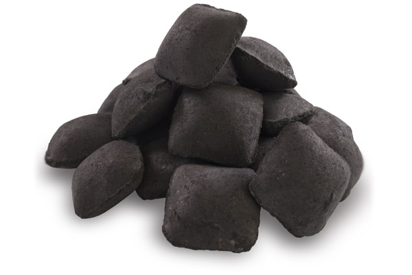 BBQ Briquettes Different Shapes