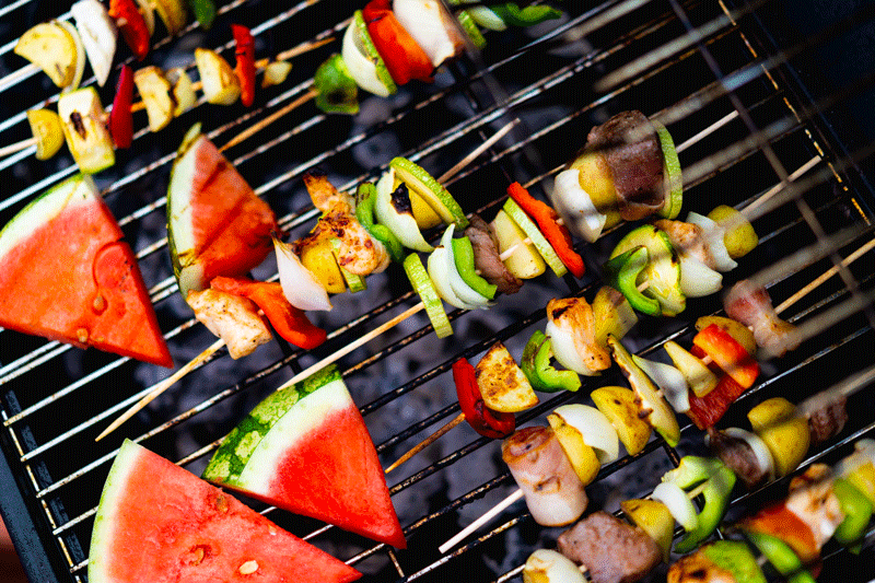 Try a Vegetarian BBQ in 2021